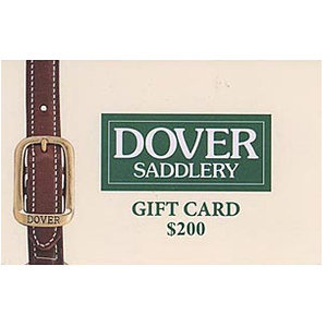$200 Dover Saddlery Gift Card