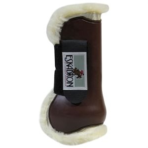 Eskadron® Fleece-Lined Open-Front Horse Boots