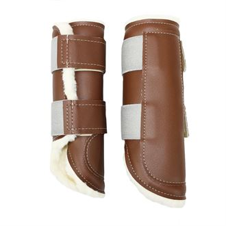 Euro Pro Askan Hind Horse Boots