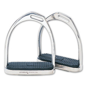 Stübben Double Offset Stirrup Irons