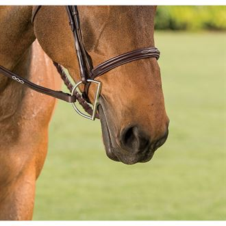 PJ HUNTER CRANK NOSEBAND