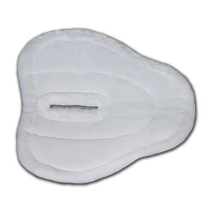 Wool Felt Wither Back Pad