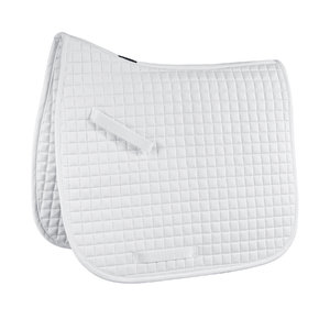 Riders International Cotton Dressage Saddle Pad
