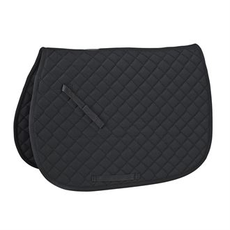 Riders International Quilted Cotton Saddle Pad
