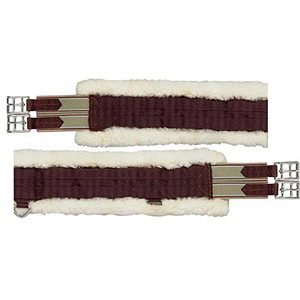 Ovation Pure Natural Sheepskin Girth