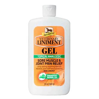 Absorbine« Liniment Gel