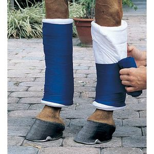 The ôNaturalö White Leg Wraps