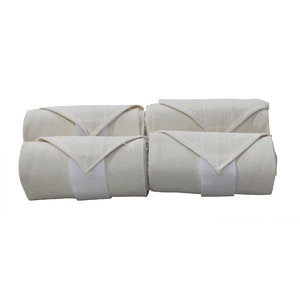 FLANNEL BANDAGES P/S W/HOOK/LP