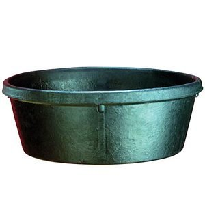 FORTEX RUBBER FEEDER PAN 4QT