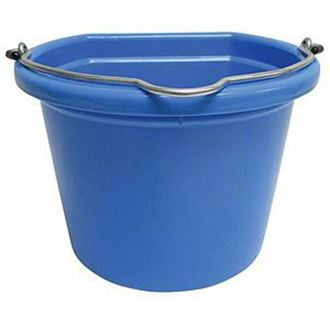 Fortiflex Mini 8 Quart Flatback Bucket