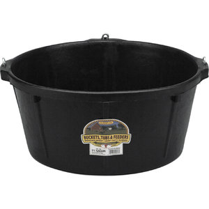 Rubber Feed Tub