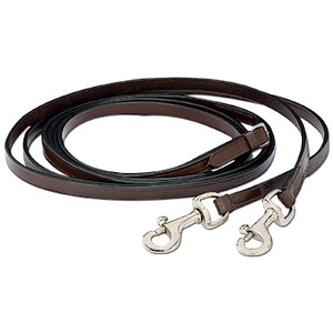 Suffolk Leather Breastplate Draw Reins Attachment