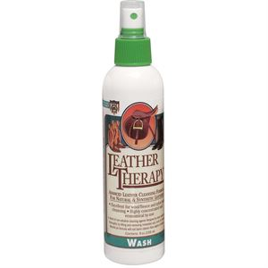 Leather Therapy Wash?