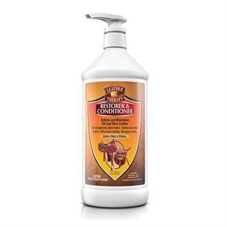 LEATHER THERAPY COND. 32OZ