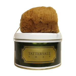 Tattersall Soap with Natural Sponge