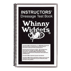 Whinny Widgets Instructors Test Book 2011