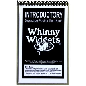 Whinny Widgets Pocket Test Books 2011