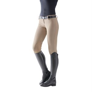Tuff Rider Low-Rise Pull-On Riding Breeches