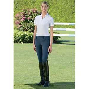 The Professional Trophy Hunter Low Rise Side Zip Breeches
