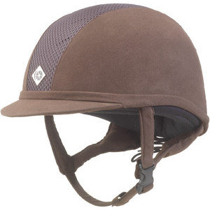 Charles Owen AYR8 Riding Helmet