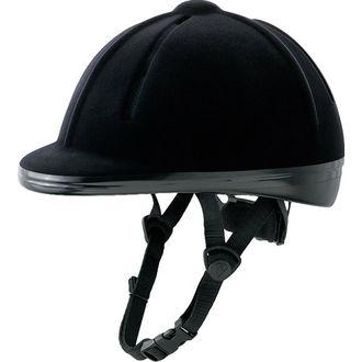 Aegis? Junior Pony Velveteen Show Helmet