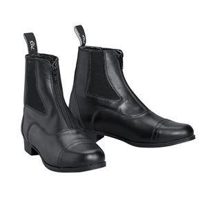 Ladies Ovation Finalist Zip Paddock Boot