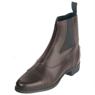 Childrens Ovation Finalist Zip Paddock Boot