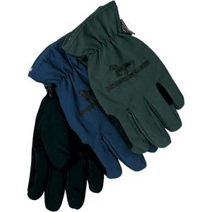 Mountain Horse ThinsulateÖ Lined Microfiber Riding Gloves