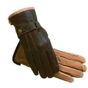 SSG Workn Horse Unlined Riding Gloves