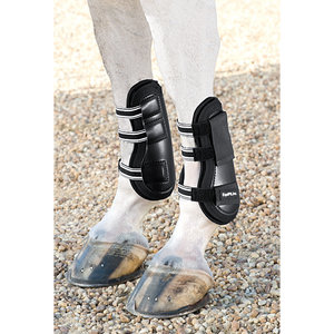 EquiFit T-Boot Original Velcro Open-Front Horse Boots