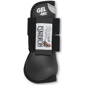 Eskadron« Gel-Tec Protection Open-Front Horse Boots