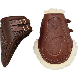 Pessoa Fleece Lined Ankle Horse Boots