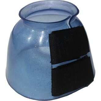 Centaur PVC Jelly Glitter Bell Boots