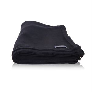 BACK ON TRACK FLEECE BLANKET