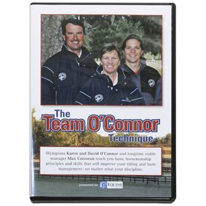 TEAM OCONNOR TECHNIQUE DVD