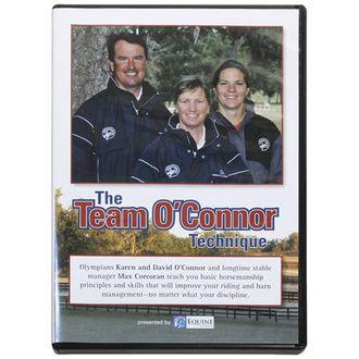 TEAM OCONNOR TECHNIQUE DVD