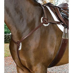 Wellington Five-Point Competition Breastplate
