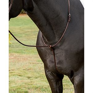 OVTN FNCY STITCHED MARTINGALE