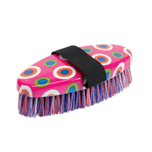 ROMA PATTERNED BODY BRUSH