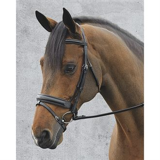 Vespucci Traditional Dressage Bridle