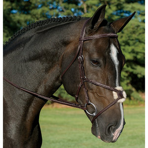 Harmohn Kraft Aramas Fancy-Raised Figure-8 Bridle