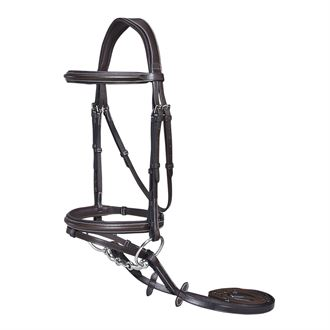 HDR PADDED FLASH BRIDLE
