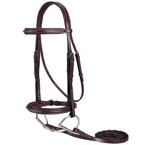 Wellington Saratoga Hunter Crank Bridle