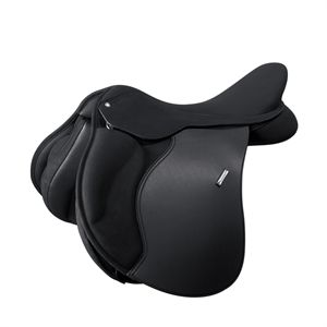Wintec Pro All-Purpose Saddle with Flocked Panels