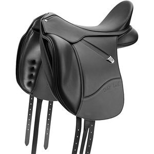The New Bates Isabell Dressage Saddle with Flocked Panels