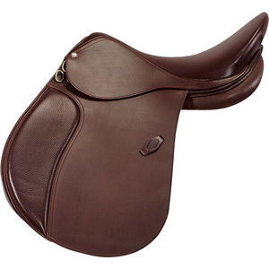 Test Ride- Henri de Rivel Senior Event Saddle