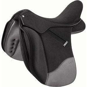 The New Wintec Isabell Dressage Saddle with Flocked Panels