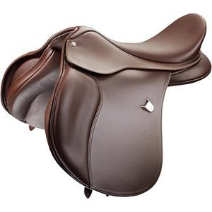 Bates Wide All-Purpose Saddle