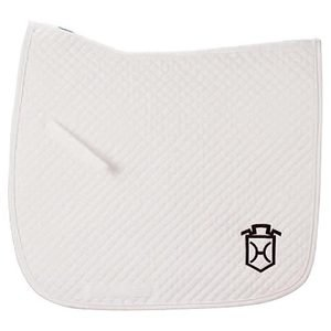 RiderÆs International Breed Logo Dressage Saddle Pad