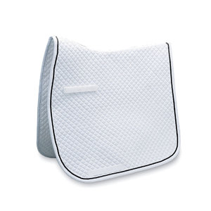 RiderÆs International Contoured Dressage Saddle Pad